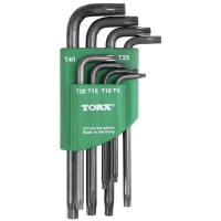 TORX-AVAINSARJA 8-OS. TX9-40 TURNUS