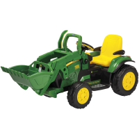 JD GROUND LOADER AKKUTRAKTORI KAUHALLA 12/8AH